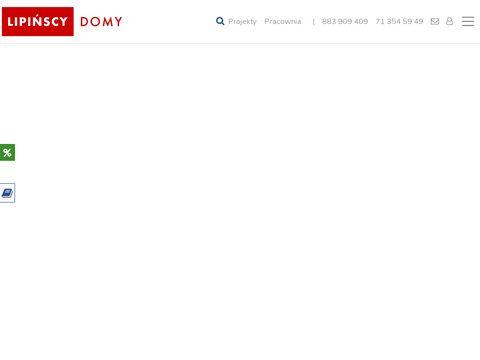 Lipinscy-projekty.pl projekty domów wielorodzinnych