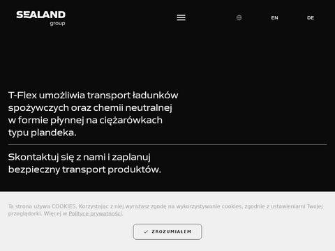 Liquids.com.pl transport płynów