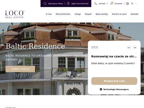 Loco-estate.com wynajem apartamentów