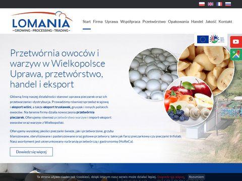 Lomania Polsko - Francuska sp. z o.o. Przetwórstwo