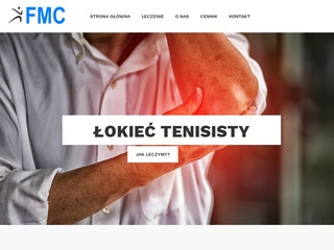 Lokiectenisisty.pl leczenie bólu łokcia