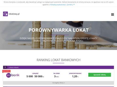 Lokatowy.pl wyszukiwarka