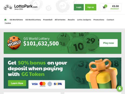 Lottopark.com - online