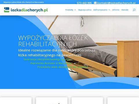 Lozkadlachorych.pl specjalistyczne