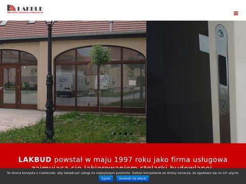 PHU Lakbud drzwi drewniane Wrocław