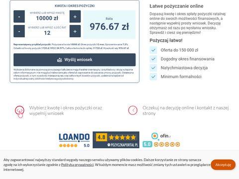 Latwapozyczka.pl - pożyczka online