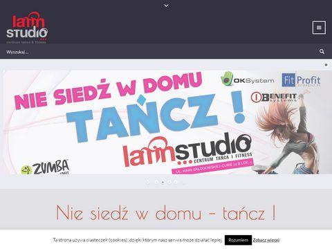 Latinstudio.pl - fitness Białystok
