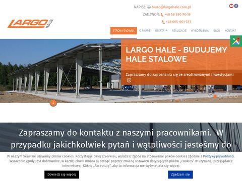 Largo Hale - opracowywanie koncepcji