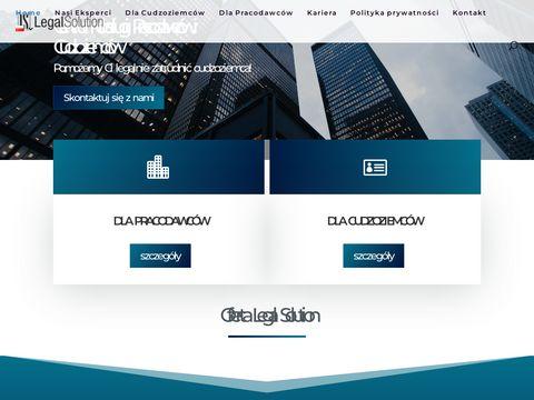 Legalsolution.pl kancelaria dla imigrantów