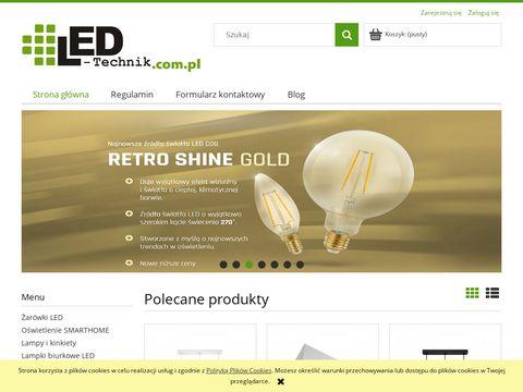Led-technik.com.pl oświetlenie
