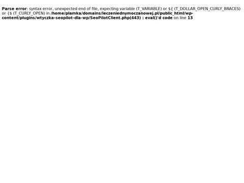 Leczeniednymoczanowej.pl - dna moczanowa objawy