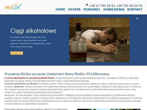 Leczyc.pl - NZOZ klinika leczenia uzależnień