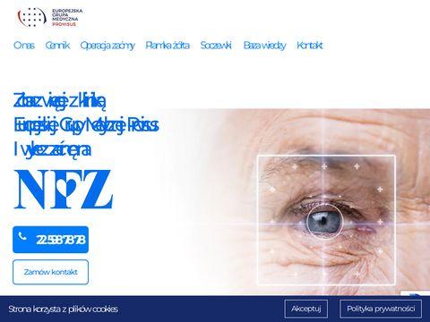 Leczsiezagranica.pl - leczenie zaćmy w Czechach
