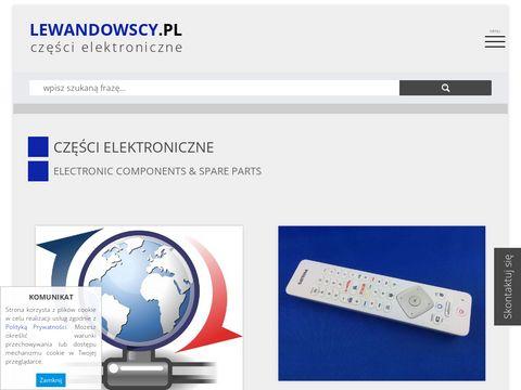 Lewandowscy.pl części elektroniczne