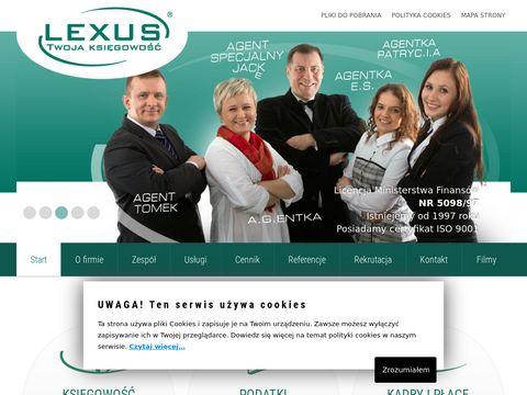 Biuro Rachunkowe Lexus