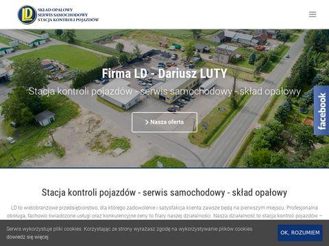 Id.net.pl stacja kontroli pojazdów badania