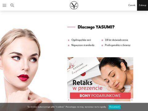 Yasumi odchudzanie Lublin