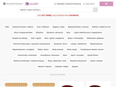 Lulany.pl zakupy bezpośrednio z hurtowni