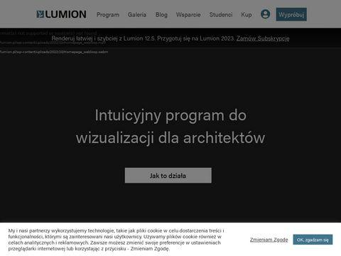 Lumion.pl tworzenie wizualizacji