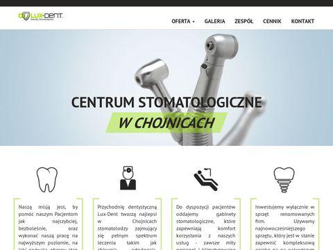 Lux-dent.net - klinika dentystyczna Chojnice