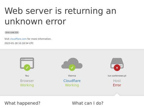 Lux-sarbinowo.pl - wynajem apartamentów