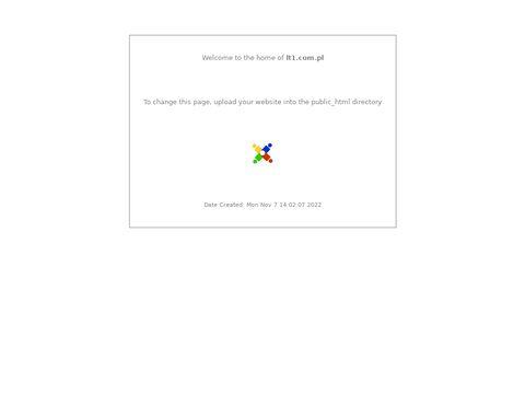 LT-1 żetony plastikowe