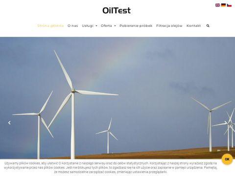 OilTest.pl Gliwice