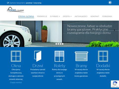 Okno-classic.pl - okna Drutex - Kraków