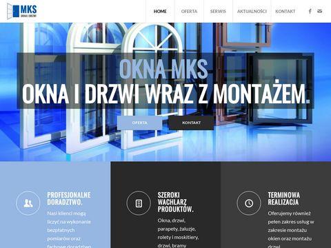 MKS Okna drzwi wewnętrzne Wrocław oknawroclaw.biz