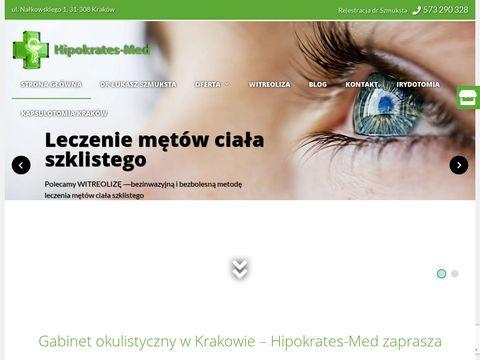 Okulistakrakow.com
