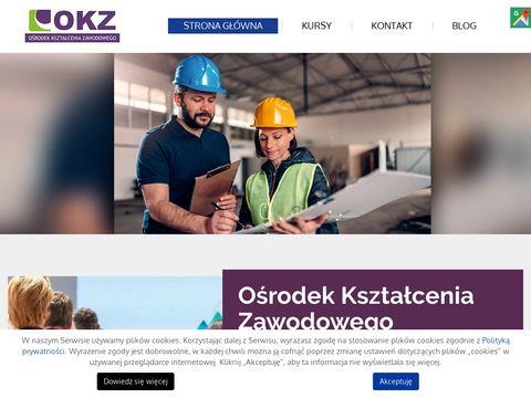 Okz.wloclawek.pl kurs przedstawiciela handlowego