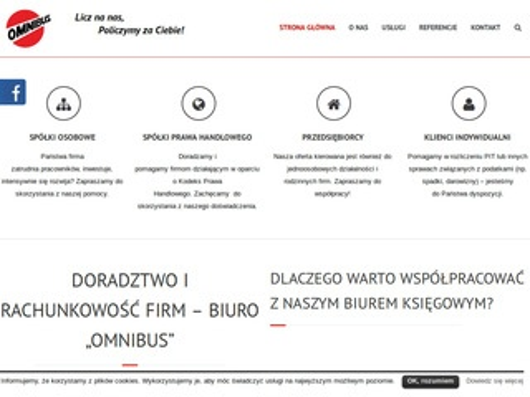 OMNIBUS Doradztwo podatkowe Szczecin
