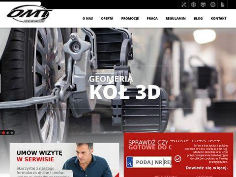 Omt-serwis.pl samochodowy Tarnów