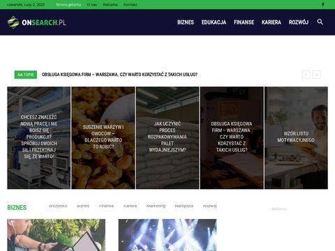 Onsearch.pl - pozycjonowanie stron internetowych