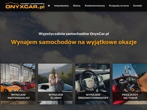 Wynajem Ferrari - onyxcar.pl