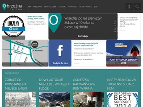 Obrzeżna Online - Wortal informacji lokalnych