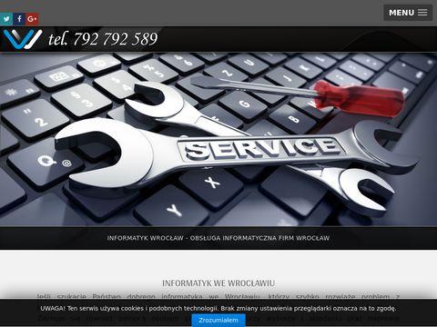 Obsluga-informatyczna.com.pl naprawa komputerów