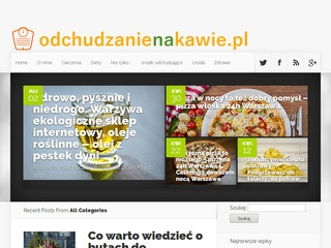 Odchudzanienakawie.pl