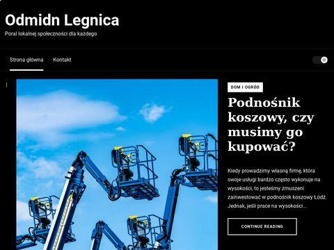 Odmidn.legnica.pl blog