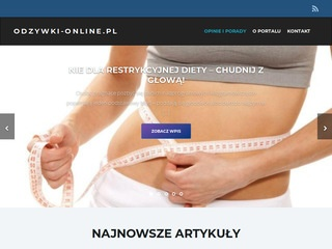 Odzywki-online.pl - sport, zdrowie, suplementy