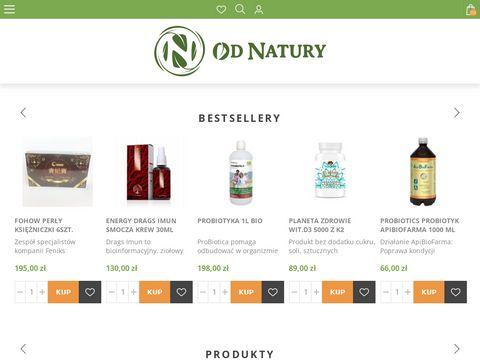 Od-natury.pl - witaminy i suplementy