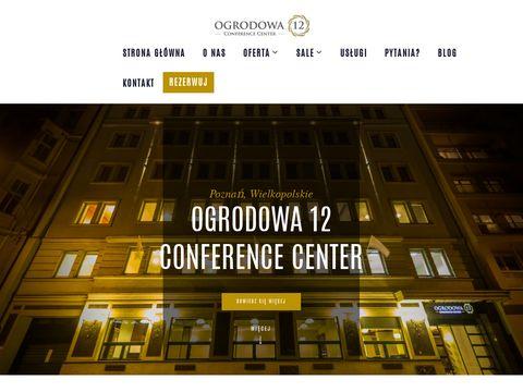 Ogrodowa12.pl - Conference Center
