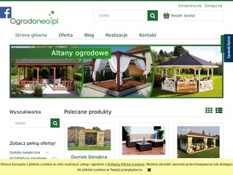 Ogrodoneo.pl - wszystko do Twojego ogrodu