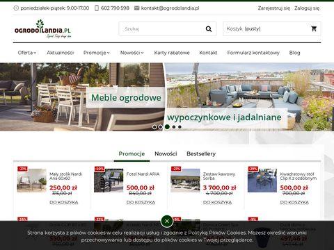 Ogrodolandia.pl - sklep ogrodowy