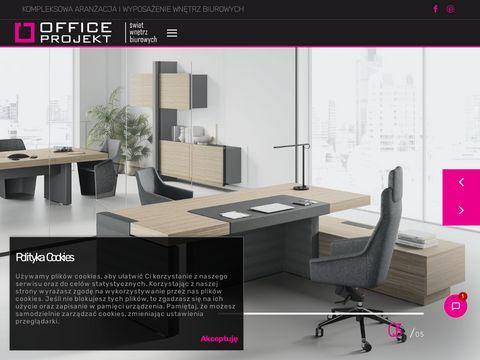 Office Projekt - meble biurowe - officeprojekt.pl