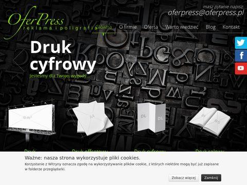 Oferpress druk Lublin