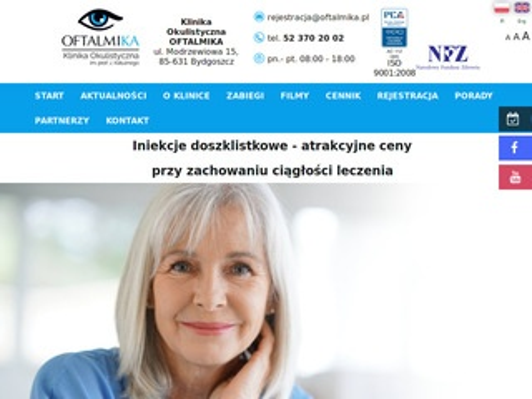 Oftalmika.pl - chirurgia okulistyczna