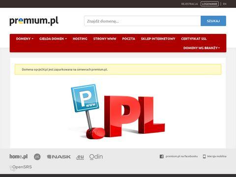 Opcje24.pl binarne najwięcej na temat inwestowania