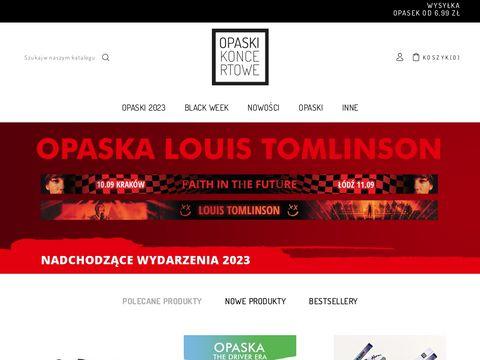 Opaskikoncertowe.pl gumowe