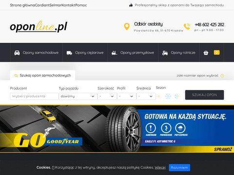 Oponline.pl Kraków